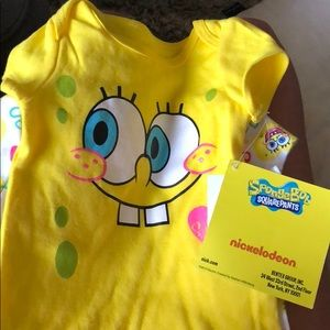 Other - New with tags - spongebob onesies